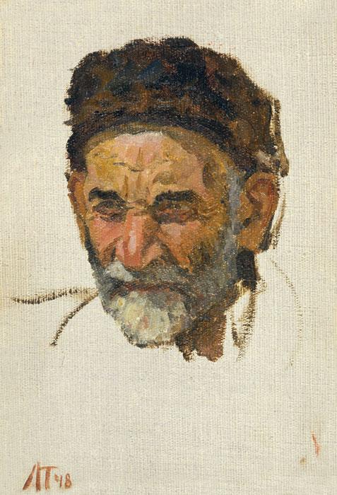 Л ткаченко старик азербайджанец 1948